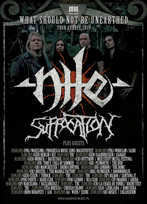 Nile Suffocation