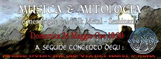 Seminario folk metal