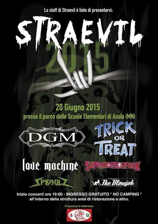 Straevil 2015