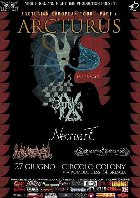 Arcturus Brescia