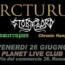 Arcturus : live a Roma questa sera