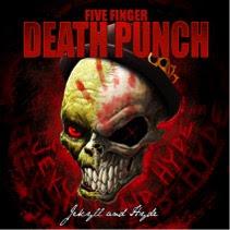 FIVE FINGER DEATH PUNCH Jekyll Hyde