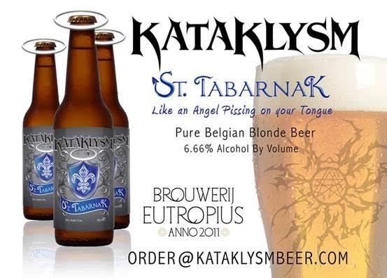 KATAKLYSM  birra
