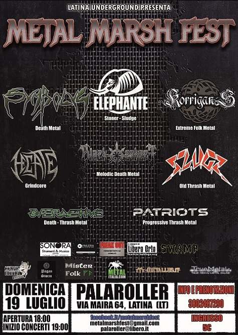 Metal Marsh Fest