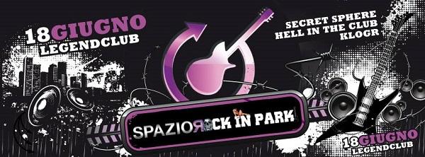 SpazioRock In Park
