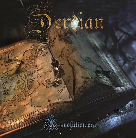 Derdian_R-Evolution Era - Front Cover