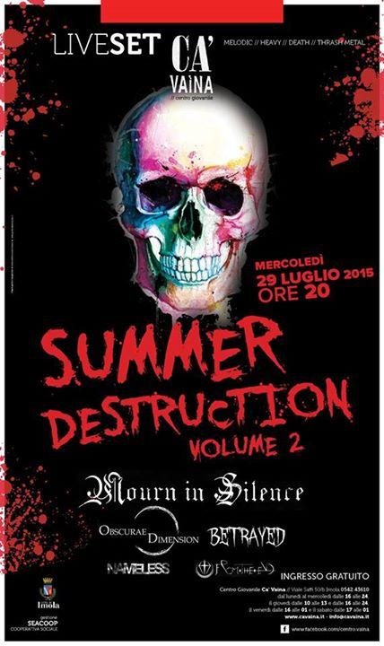 Summer Destruction Imola