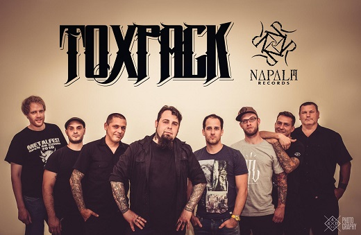 Toxpack Napalm Records