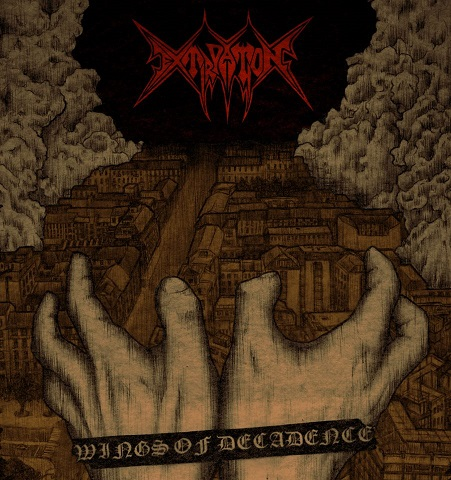 EXTIRPATION Cover Artwork