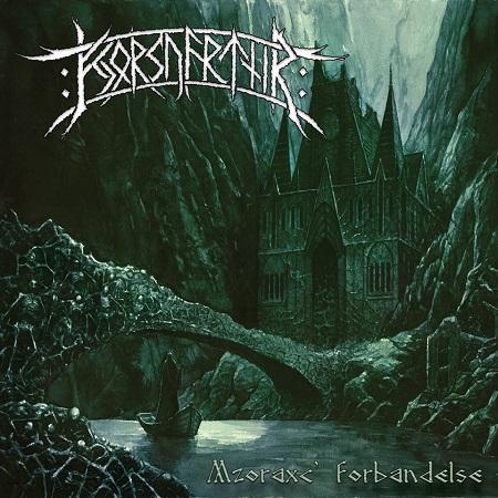 FJORSVARTNIR - 'Mzoraxc' Forbandelse'  , front cover 2015