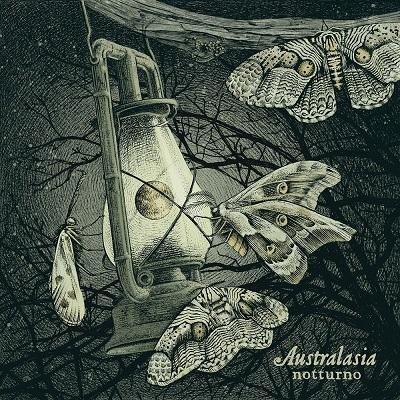 Australasia - Notturno  - album cover