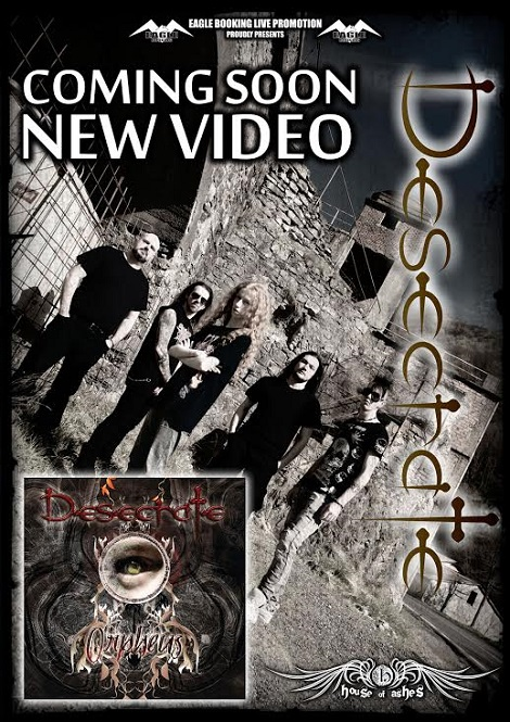 Desecrate new video promo web