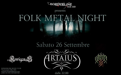 Folk Metal Night Modena