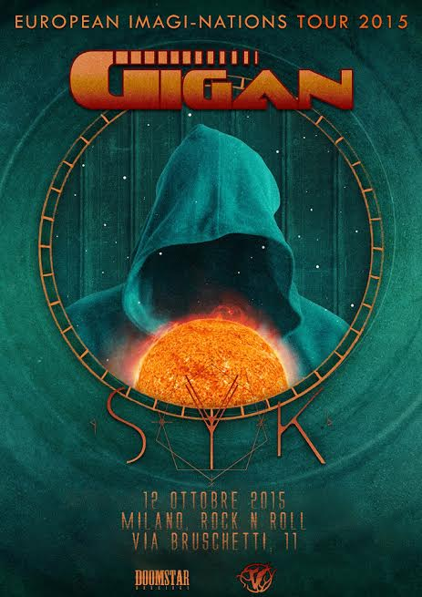 Gigan tour italiano