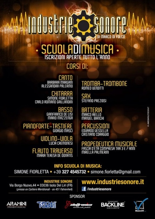 Industrie sonore