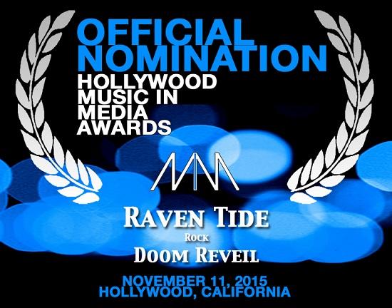 Raven Tide HMM Awards Nominee
