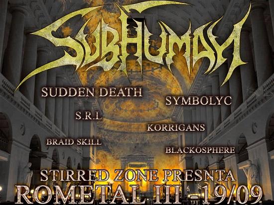 Rometal Subhuman