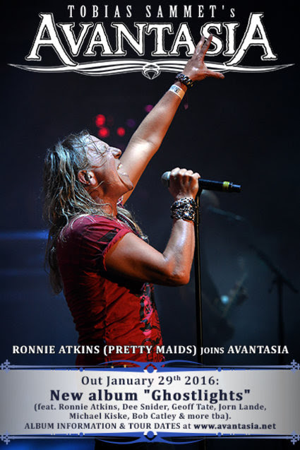 Avantasia Ronnie Atkins