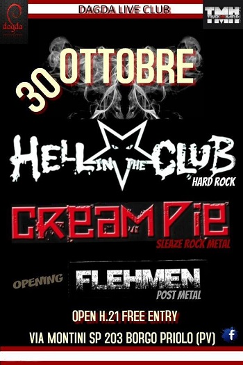 Hell In The Club Halloween