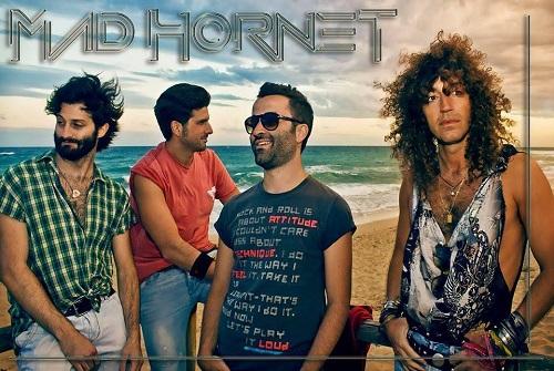 Mad Hornet band