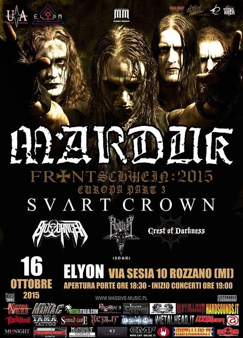 Marduk live 2015