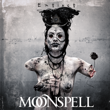 Moonspell cover Extinct