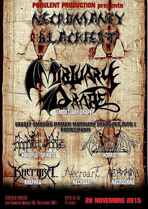 Necromancy Blackfest