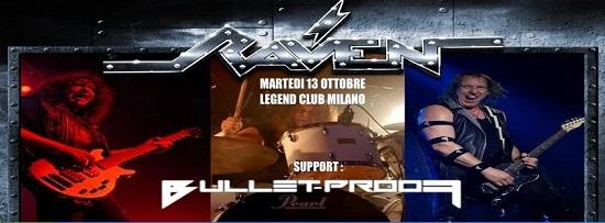 Raven Milano Bullet-Proof