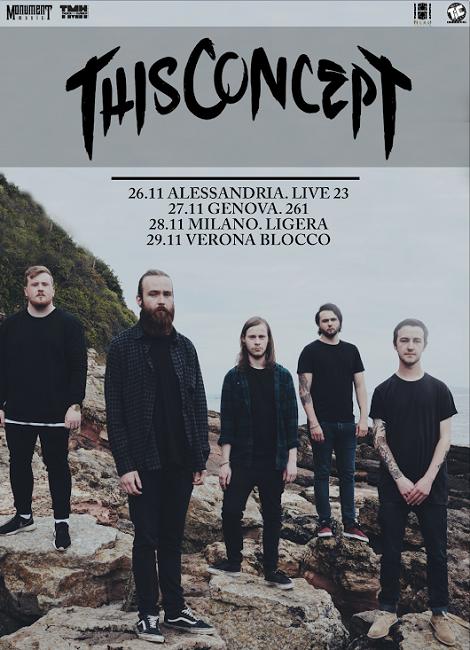 THIS CONCEPT Italian Tour
