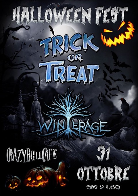Trick Or Treat Halloween Fest