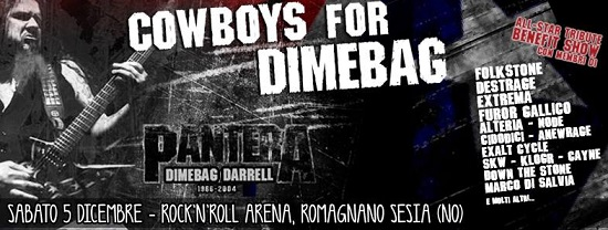 Cowboys For Dimebag
