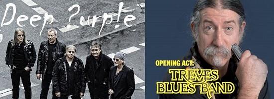 Deep Purple Milano 2015