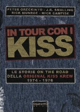 IN TOUR CON I KISS Tsunami