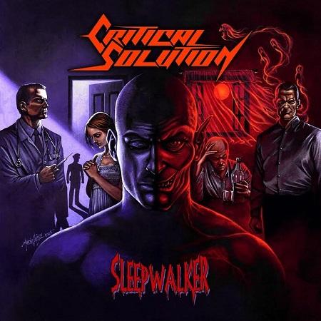 Sleepwalker album cover