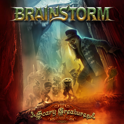 Brainstorm Scary Creatures