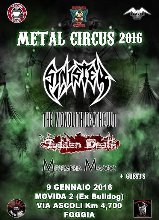 METAL CIRCUS 2016