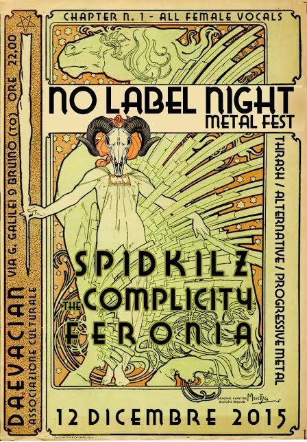 NO LABEL NIGHT - CHAPTER I - FEMALE VOCALS