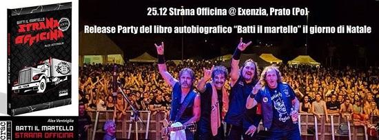 Strana Officina live Prato