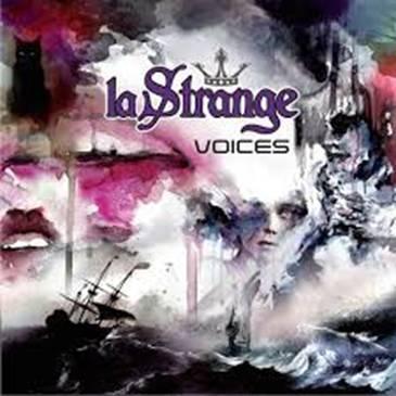 LA STRANGE  NUOVO EP VOICES