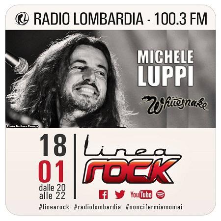 Michele Luppi Radio Lombardia