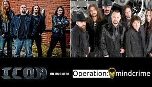 Operation Mindcrime + Icon