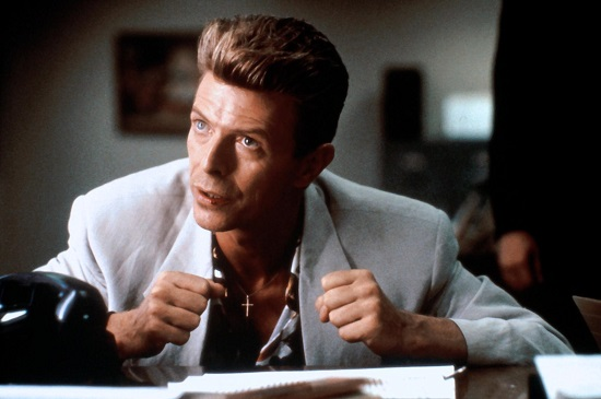 "David Bowie in ""Twin Peaks - Fire Walks with Me"" di David Lynch"