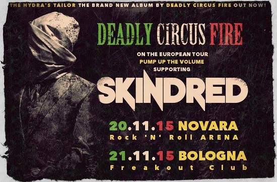 Skindred-Deadly-Circus-Fire