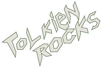 Tolkien Rocks logo