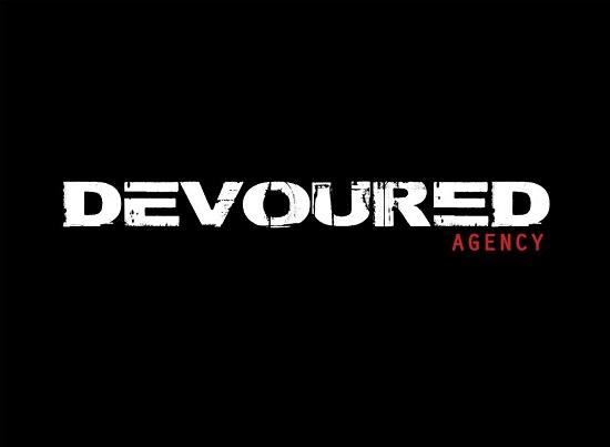 Devoured Agency logo