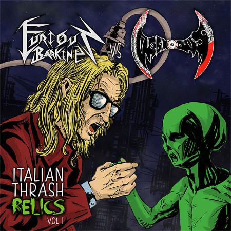 ITALIAN THRASH RELICS - VOL. I