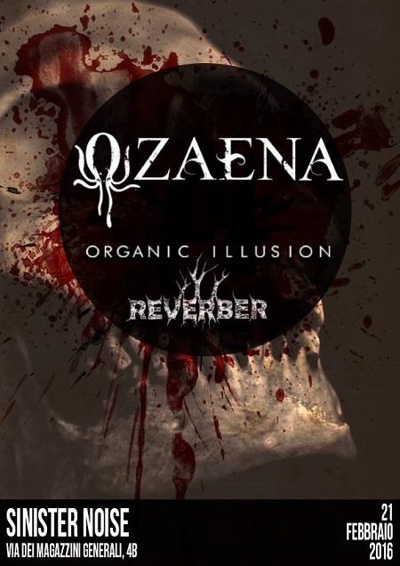 Ozaena live Roma