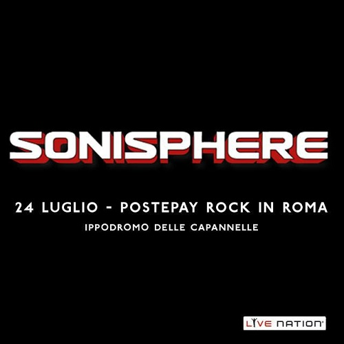 SONISPHERE POSTEPAY ROCK IN ROMA 2016