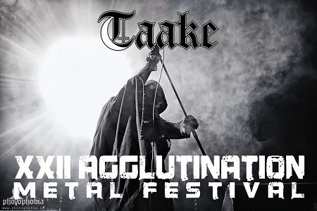 TAAKE AT XXII AGGLUTINATION