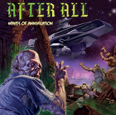 After All Waves Of Annihilation